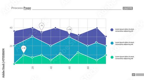 Area Chart With Scatter Plot Template Acheter Ce Vecteur Libre De