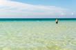 Bañarse en soledad en Cuba