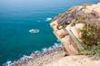 Coastal rocks of Cabo da Roca, natural landmark