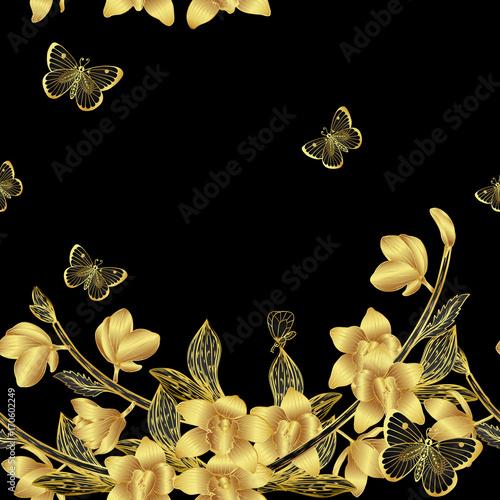 Download 74 Background Bunga Vector Batik HD Terbaik