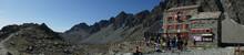 Panoramic View Around The Moun...