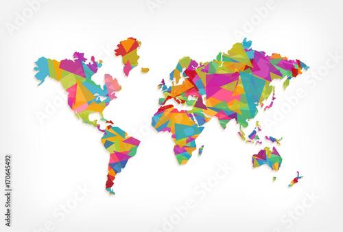 kolorowa-trojboka-swiatowej-mapy-pojecia-ilustracja