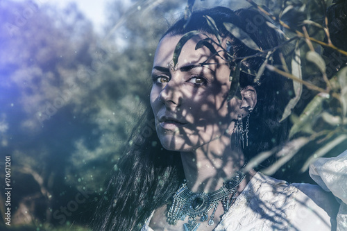 Fotografía Shaman woman