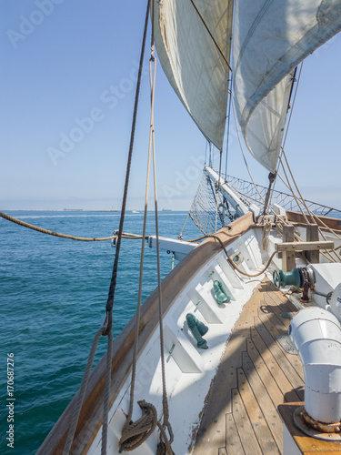 tall ship - brigatine Fototapete