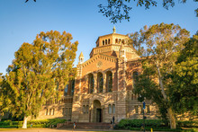 UCLA Royce Hall And Powell Lib...