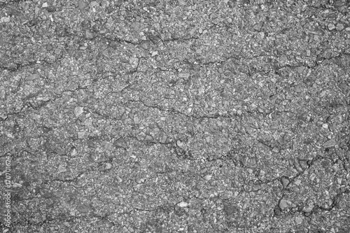 Obraz Asphalt background texture with some fine grain with road - fototapety do salonu
