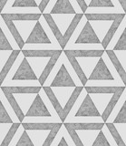 White and grey seamless pattern with the texture of the concrete, angular graphic, 3d illustration background image - 170708695