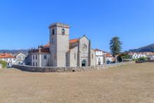 Vista Da Igreja Matriz De Cami...