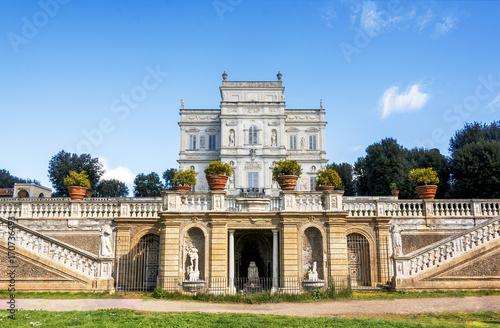 Fotografie, Obraz  he Villa Doria Pamphili in Rome, Italy