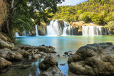 Chorwacja, Wodospad Skradinski Buk, Park Narodowy Krka