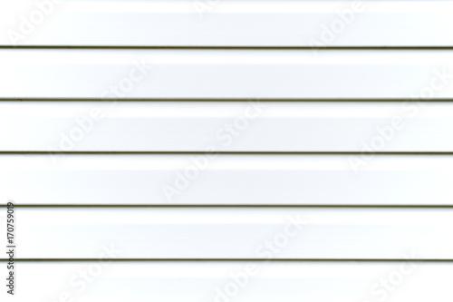 Vászonkép Light gray vinyl siding background.