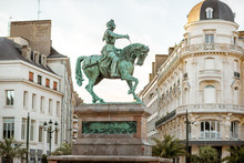 View On The Martroi Square Wit...