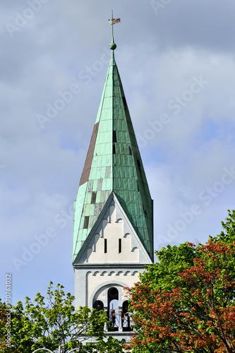 Papiers peints Edifice religieux Church of Queen Luisa. Kaliningrad, formerly Koenigsberg, Russia