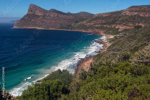 Fotografija  South Africa Cape of good Hope coastline