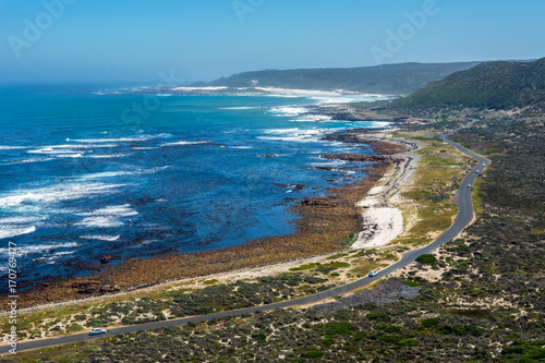 South Africa Cape of good Hope road Slika na platnu