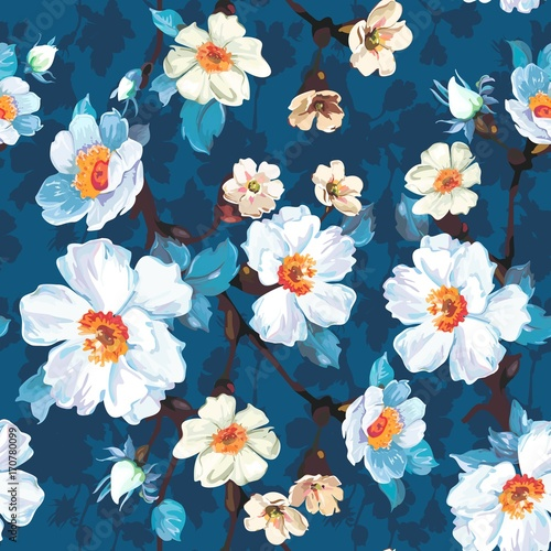 blue-floral-seamless-pattern