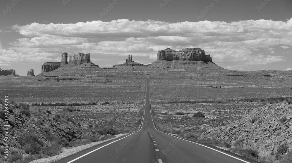 Monument Valley Highway, Utah