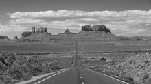 Monument Valley Highway, Utah