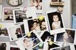A family memories photo collection