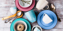 Ceramic Crockery Tableware On ...