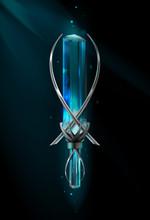 Amulet With Gemstone