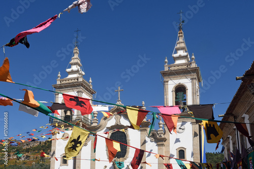 Valokuva San Cipriano church, Vila Nova de Cerveira, Alto Minho, Portugal