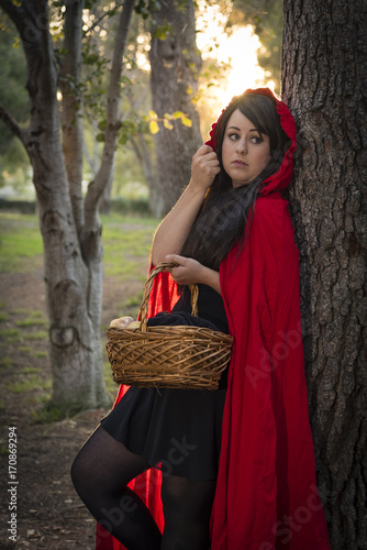 Little Red Riding Hood A Slightly Darker Take On The Character