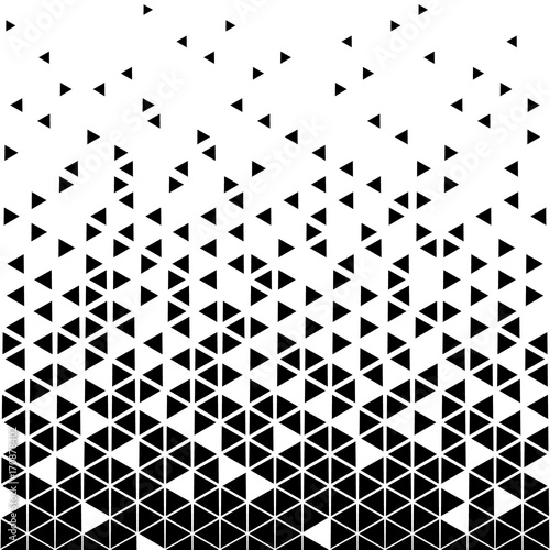 Abstract geometric vector, hipster fashion design print