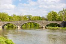 Stone Arc Bridge Over Humber R...