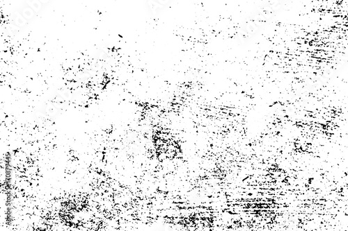 Distressed And Rough Concrete Floor Vector Texture Rustic With Grain Stains