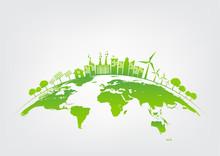 Green City On Earth, World Env...