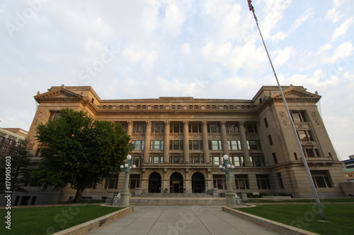 Douglas County Courthouse - Buy this stock photo and explore