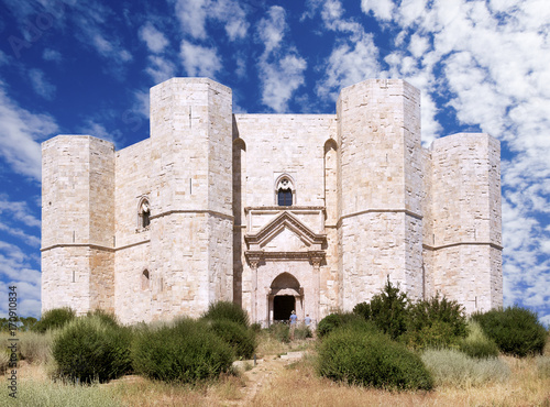 Castel del Monte - Andria Wallpaper Mural