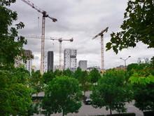 Construction Dlogements Neufs à Evry
