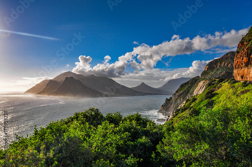 Printed kitchen splashbacks South Africa Chapman's Peak, Hout Bay; Südafrika