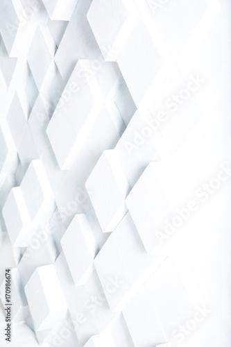abstrakcjonistyczny-wizerunek-biale-szesciany