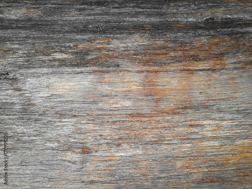 Valokuva  Old wood and plank wall texture for background
