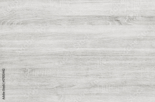 Türaufkleber Holz White washed soft wood surface as background texture