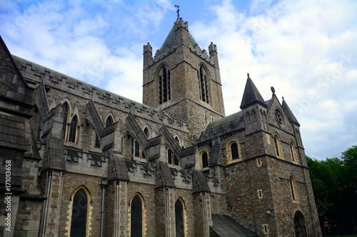 Obraz na dibondzie (fotoboard) Christ Church, Dublin, Ireland