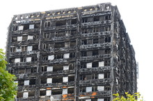 Grenfell Tower Fire, London