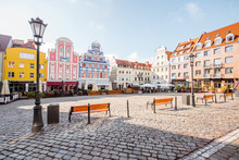 View On The Market Square With...
