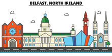 Belfast, North Ireland. City S...