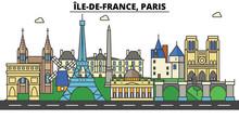 France, Paris, Ile De France ....