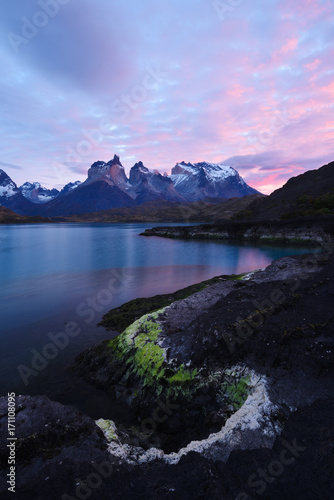 Wall Murals New Zealand Cuernos del Paine