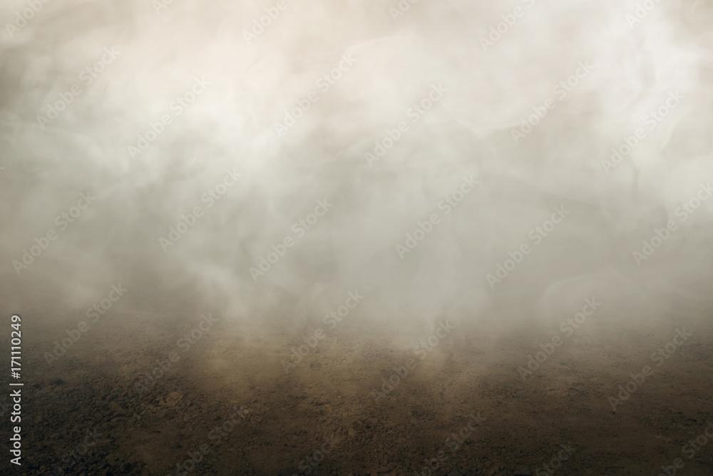 Fototapety, obrazy: Fog background