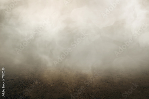 Fog background