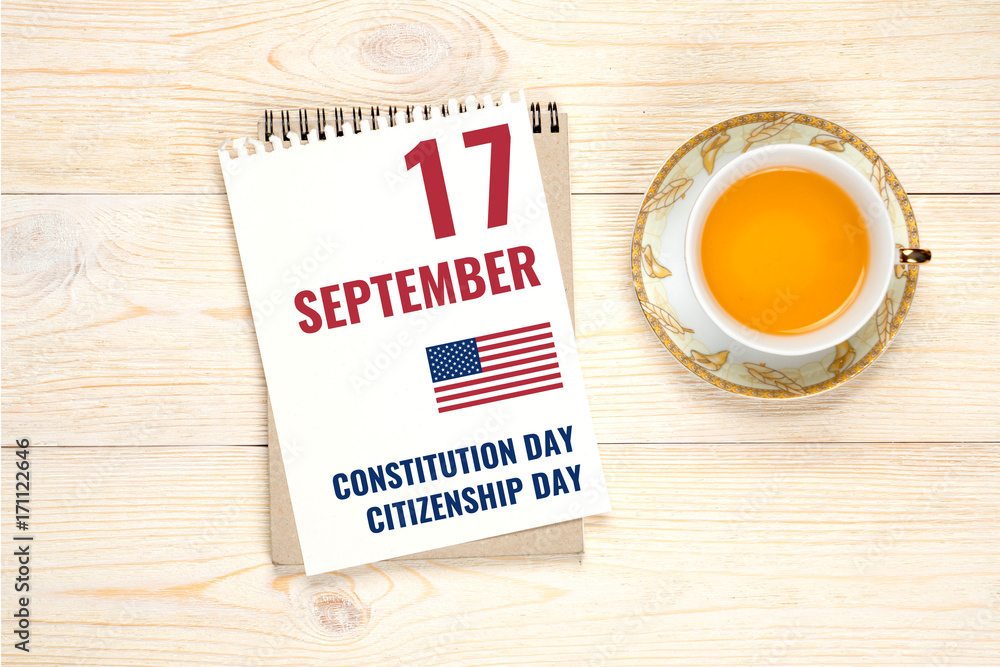 Photo & Art Print 17 september - constitution and citizenship day ...