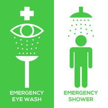 Emergency Eye Wash And Emergen...