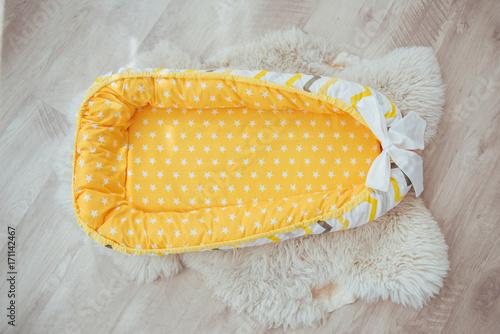 Photo Bedding for children. Beautiful bright textiles