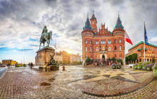 View On Helsingborg Town Hall ...